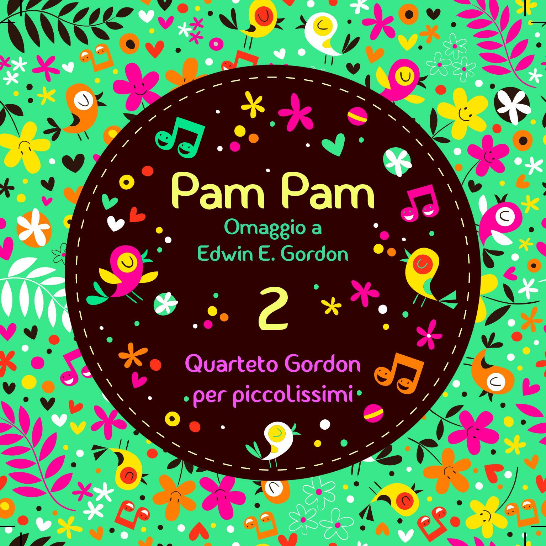 Cd Pam Pam 2 - Omaggio a Edwin E. Gordon